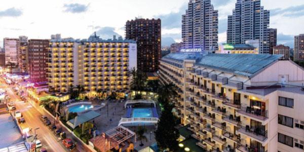 Hotel Ambassador Playa 2